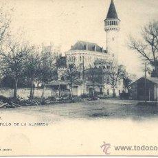 Postales: PS1812 VALENCIA 'CASTILLO DE LA ALAMEDA'. HAUSER Y MENET. PRINC. S. XX. SIN CIRCULAR. Lote 33980103