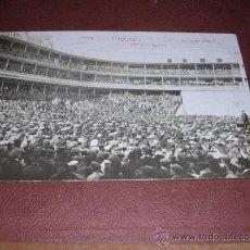 Postales: VALENCIA - GRAN MITIN CATOLICO EN VALENCIA CONTRA LAS ESCUELAS LAICAS 20 DE FEBRERO DE 1910 - 14X9 C. Lote 34110978