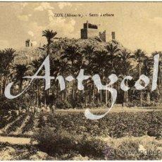 Postales: MAGNIFICA POSTAL - COX (ALICANTE) - SANTA BARBARA - AMBIENTADA - LA VENTURA - CALLOSA DE SEGURA. Lote 34220102