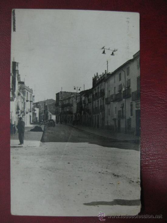 ALBOCACER - VISTA - FOTOGRAFICA (Postales - España - Comunidad Valenciana Antigua (hasta 1939))