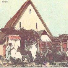 Postales: == A11 - POSTAL REPRODUCCION DEL DIARIO LEVANTE - VALENCIA - BARRACA. Lote 34287533