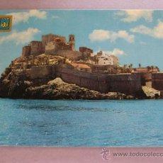Postales: POSTAL DE PEÑÍSCOLA, CASTELLÓN. AÑO 1972. VISTA GENERAL. 951. . Lote 34489904