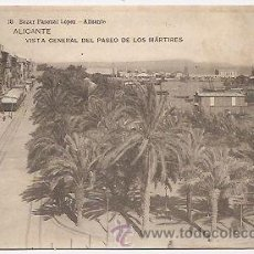 Postales: ALICANTE. Lote 34560664