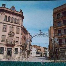 Cartes Postales: VALENCIA-V6-ESCRITA-CUART DE POBLET-PLAZA GENERALISIMO Y CALLE PRIMO DE RIVERA-Nº1. Lote 34695478