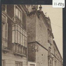 Postales: ORIHUELA - COLEGIO DE SANTO DOMINGO- 2 - FACHADA - (11.885). Lote 34790235