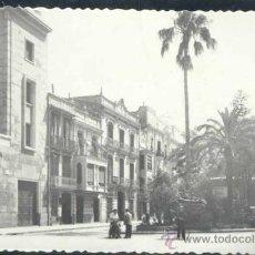 Postales: CASTELLÓN.- PLAZA DE LA PAZ. Lote 34762490