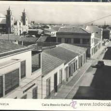 Postales: TORREVIEJA (ALICANTE).- CALLE RAMÓN GALLUD. Lote 34770417