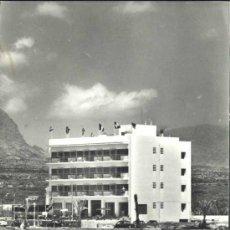 Postales: BENIDORM (ALICANTE).- HOTEL BRISA FRENTE AL MAR. Lote 34771500