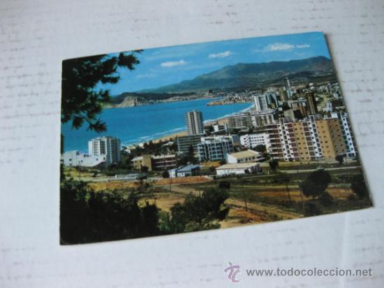 Postales: 7 POSTALES DE BENIDORM DE LOS 70 - Foto 2 - 20100891