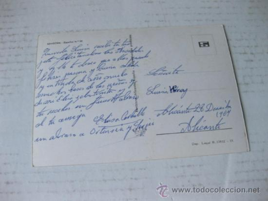 Postales: 7 POSTALES DE BENIDORM DE LOS 70 - Foto 3 - 20100891