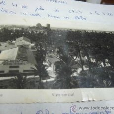 Postales: POSTAL ANTIGUA ELCHE MADERAS CANTABRIA SANTA MARIA Y CASAS CAMPO. Lote 35064926