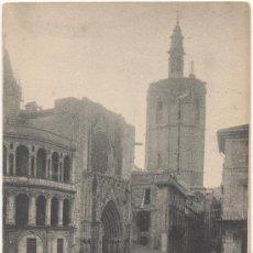 Postales: VALENCIA.- LA CATEDRAL. (C.1905).. Lote 35112492