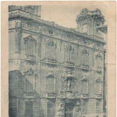 Postales: VALENCIA.- PALACIO DEL MARQUÉS DE DOS AGUAS. (C.1900).. Lote 35113438