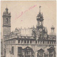 Postales: VALENCIA.- IGLESIA DE LOS SANTOS JUANES. (C.1905).. Lote 35117298