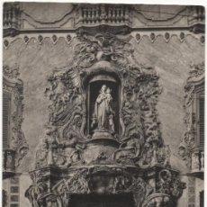 Postales: VALENCIA.- PALACIO DEL MARQUÉS DE DOS AGUAS.. Lote 35118777