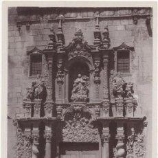 Postales: ALICANTE.- PUERTA DE LA PARROQUIA DE SANTA MARÍA (ESTILO BARROCO).. Lote 35119037