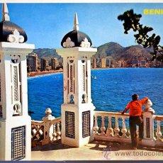 Postales: ALICANTE. BENIDORM.. Lote 35123844
