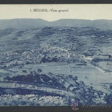 Postales: BENASAL - 1 - VISTA GENERAL - (12.443). Lote 35318570
