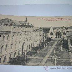Postales: ANTIGUA POSTAL DE VALENCIA....EXPOSICION NACIONAL.. Lote 35379459