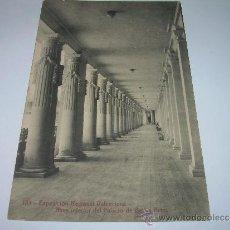 Postales: ANTIGUA POSTAL DE VALENCIA....EXPOSICION NACIONAL.. Lote 35380779
