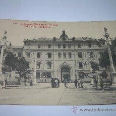 Postales: ANTIGUA POSTAL DE VALENCIA....EXPOSICION NACIONAL.. Lote 35381783