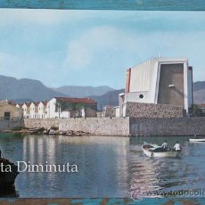 Postales: ANTIGUA POSTAL DE GANDIA - PUERTO - SUBIRATS CASANOVA - NO CIRCULADA . Lote 35477768