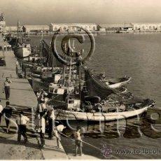 Postal original puerto de burriana castellon comprar - Puerto burriana ...