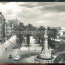 Postales: (A01310) ALICANTE - MONUMENTO A CANALEJAS Y EXPLANADA DE ESPAÑA - GARRABELLA Nº35 - COCHE. Lote 35704777