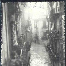 Postales: VALENCIA.- FOTO JORDÁ DE LA INUNDACIÓN DE OCTUBRE 1957. Lote 35751130