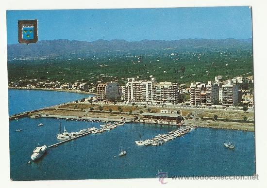 Burriana vista aerea del puerto circulada comprar - Puerto burriana ...
