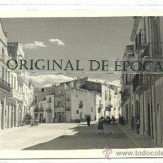 Postales: (PS-31022)POSTAL DE CHERT-CALLE DEL GENERALISIMO. Lote 36314953