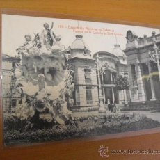 Postales: POSTAL DE VALENCIA,FUENTE DE LA CONCHA Y GRAN CASINO,. Lote 36330164