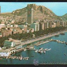 Postales: TARJETA POSTAL DE ALICANTE - VISTA AEREA. Nº 154.. Lote 36362112