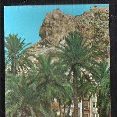 Postales: TARJETA POSTAL DE ALICANTE - CABEZA DE MORO. Nº 141. EDICIONES RO-FOTO. Lote 36362119