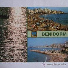 Postales: POSTAL DE BENIDORM (ALICANTE) - Nº292 (SUBIRATS CASANOVA, AÑOS 90 APROX, SIN CIRCULAR). Lote 36481497