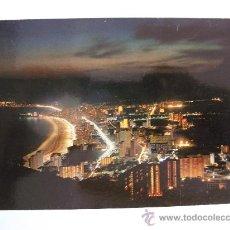 Postales: POSTAL DE BENIDORM (ALICANTE) - Nº73, VISTA NOCTURNA (HMNOS GALIANA, AÑOS 70/80 APROX). Lote 36481605