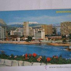 Postales: POSTAL DE BENIDORM (ALICANTE) -Nº754 (FOTO RUECK, AÑOS 70/80 APROX, SIN CIRCULAR). Lote 36481690
