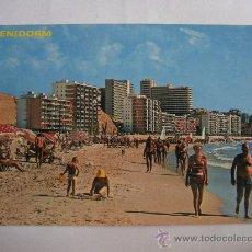 Postales: POSTAL DE BENIDORM (ALICANTE) -Nº802 (FOTO RUECK, AÑOS 70/80 APROX, SIN CIRCULAR). Lote 36481721
