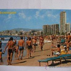 Postales: POSTAL DE BENIDORM (ALICANTE) -Nº803 (FOTO RUECK, AÑOS 70/80 APROX, SIN CIRCULAR). Lote 36481731