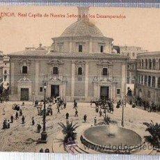 Postais: TARJETA POSTAL VALENCIA 12, REAL CAPILLA DE NUESTRA SEÑORA DE LOS DESAMPARADOS. Lote 36551460