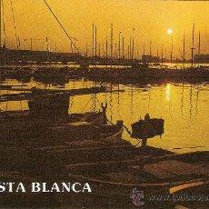 Postais: COSTA BLANCA, ALICANTE, PUESTA DE SOL - SUBIRATS CASANOVAS Nº 103 - CIRCULADA. Lote 36634154