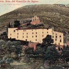 Postales: POSTAL DE AGRES,SANTUARIO. Lote 36637209
