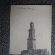Postales: VALENCIA C. JERICA CASTELLÓN LA TORRE POSTAL ANTIGUA. Lote 36743824