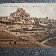 Postales - VALENCIA C. MORELLA CASTELLÓN VISTA PARCIAL POSTAL ANTIGUA - 36745822