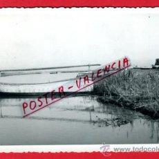 Postales: POSTAL GUARDAMAR DEL SEGURA, ALICANTE, DESEMBOCADURA DEL RIO SEGURA, FOTOGRAFICA, P75812. Lote 36785369