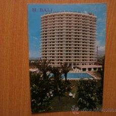 Postales: ALICANTE. BENIDORM.. Lote 36781463