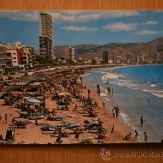 Postales: ALICANTE. BENIDORM.. Lote 36781490