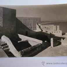 Postales: POSTAL DE PEÑISCOLA -RECINTO INTERIOR DEL CASTILLO (SERIE I Nº6305,CAMPAÑA PUIG FERRAN,SIN CIRCULAR). Lote 36807028