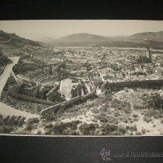 Postales: SAGUNTO VALENCIA TEATRO ROMANO Y VISTA PARCIAL. Lote 36995593