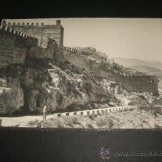 Postales: SAGUNTO VALENCIA SUBIDA AL CASTILLO. Lote 36995595